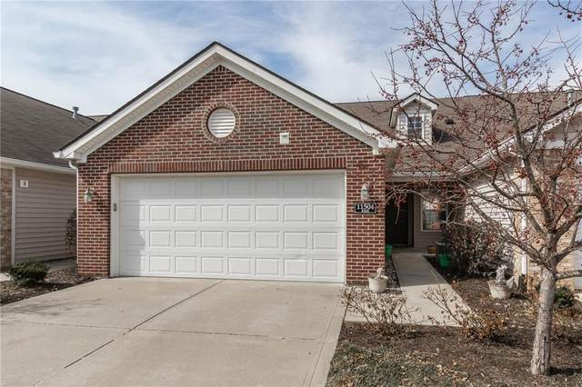 11504 Grassy Court #101, Fishers, IN 46037 (MLS #21770708) :: The Evelo Team