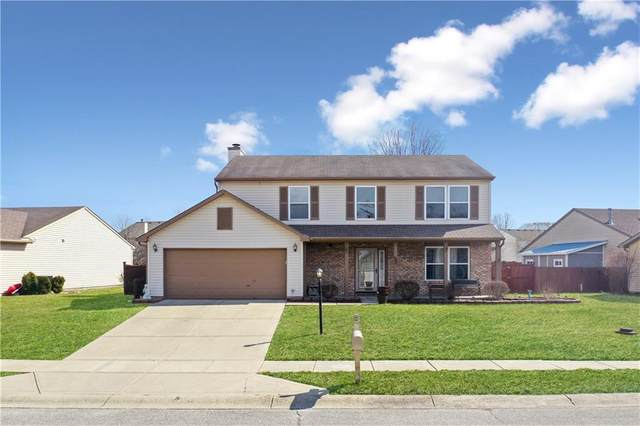 8019 Arvada Place, Indianapolis, IN 46236 (MLS #21770733) :: Mike Price Realty Team - RE/MAX Centerstone