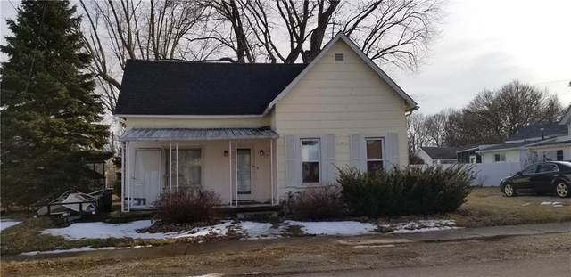 17 W Osage Street, Greenfield, IN 46140 (MLS #21770736) :: The Indy Property Source