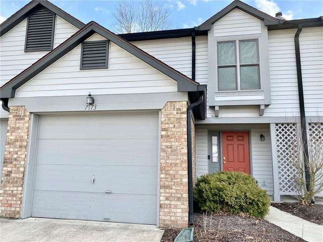 7173 Sea Pine Drive, Indianapolis, IN 46250 (MLS #21770740) :: Heard Real Estate Team | eXp Realty, LLC
