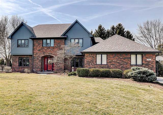6917 Andre Drive, Indianapolis, IN 46278 (MLS #21770748) :: Ferris Property Group