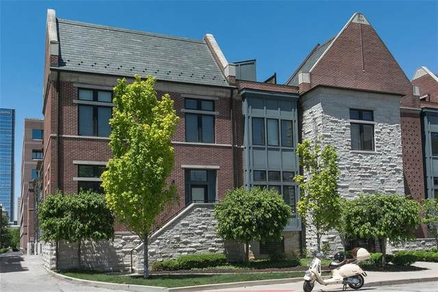 222 N East Street #208, Indianapolis, IN 46204 (MLS #21770758) :: The Indy Property Source