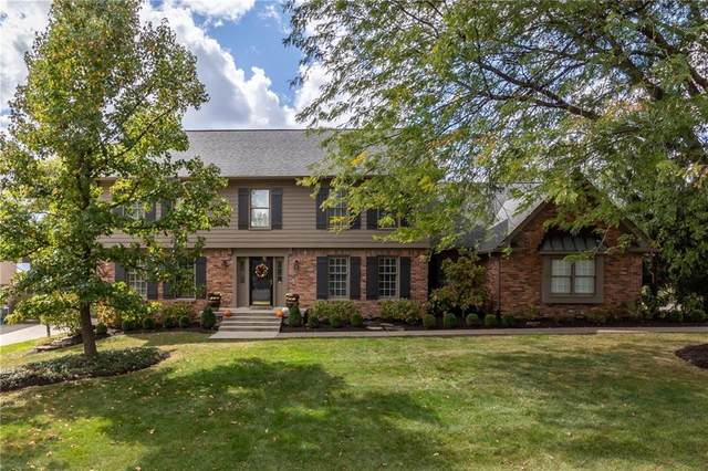 13542 Dallas Court, Carmel, IN 46033 (MLS #21770762) :: Mike Price Realty Team - RE/MAX Centerstone