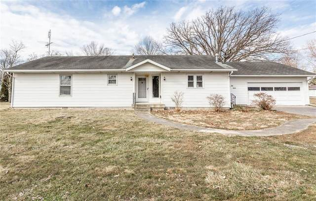 708 S Cherry Street, Hartford City, IN 47348 (MLS #21770784) :: The ORR Home Selling Team