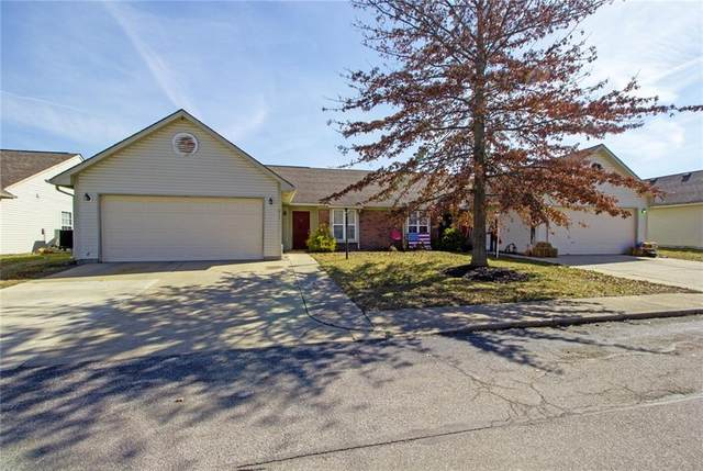 609-611 Woodberry Drive, Danville, IN 46122 (MLS #21770791) :: The Evelo Team