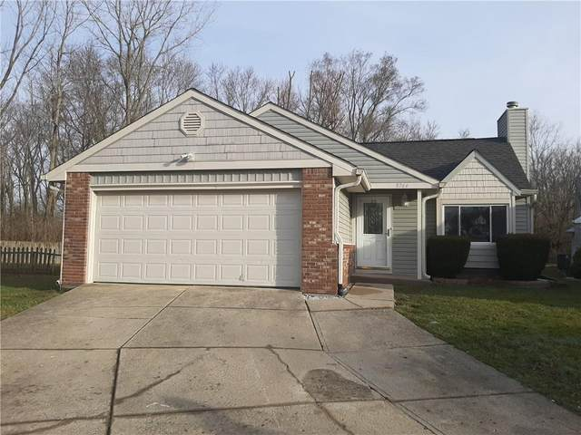 8764 E Summer Walk Drive, Indianapolis, IN 46227 (MLS #21770805) :: Mike Price Realty Team - RE/MAX Centerstone