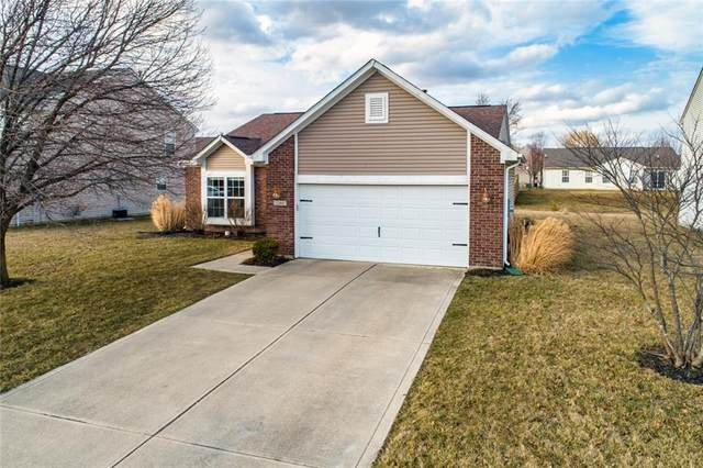 12460 Buccaneers Drive, Fishers, IN 46037 (MLS #21770813) :: Mike Price Realty Team - RE/MAX Centerstone