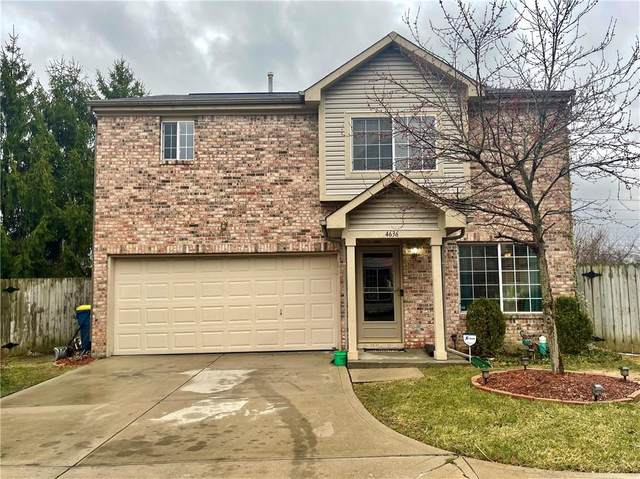 4636 Falcon Run Way, Indianapolis, IN 46254 (MLS #21770877) :: Mike Price Realty Team - RE/MAX Centerstone