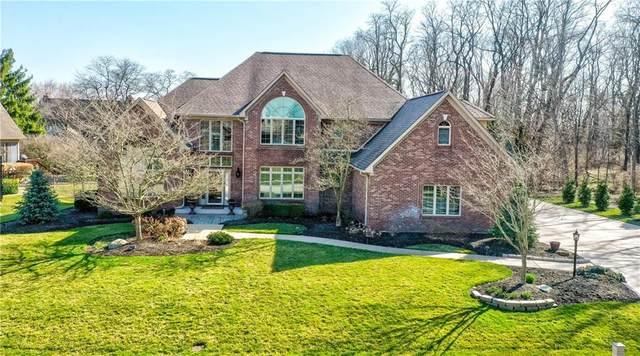 3173 Smokey Ridge Lane, Carmel, IN 46033 (MLS #21770886) :: Anthony Robinson & AMR Real Estate Group LLC