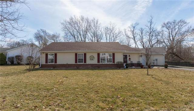 7741 Orchard Village Drive, Indianapolis, IN 46217 (MLS #21770897) :: Mike Price Realty Team - RE/MAX Centerstone