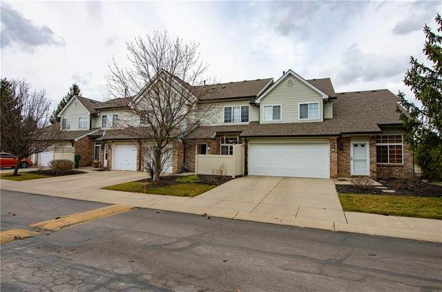 9404 Enclave Drive C, Avon, IN 46123 (MLS #21770952) :: The Evelo Team