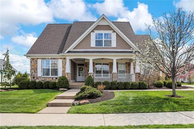 2583 Wineland Creek Drive, Carmel, IN 46074 (MLS #21770960) :: The Indy Property Source