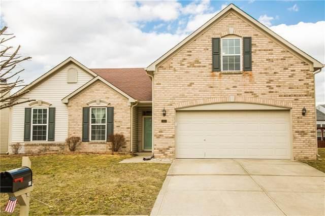 1100 Woodgate Boulevard, Greenwood, IN 46143 (MLS #21770980) :: Heard Real Estate Team | eXp Realty, LLC
