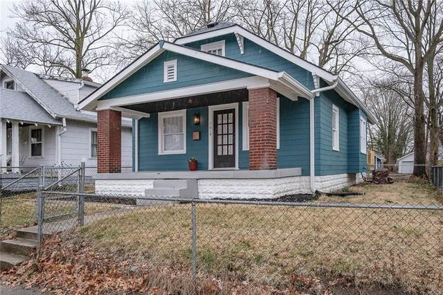 1619 N Temple Avenue, Indianapolis, IN 46218 (MLS #21770982) :: Mike Price Realty Team - RE/MAX Centerstone
