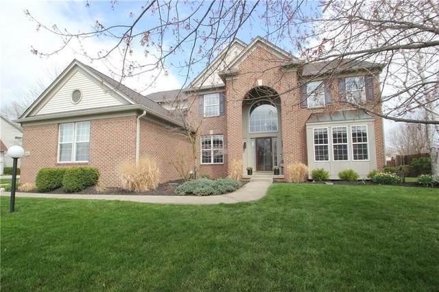 210 W Columbine Lane, Westfield, IN 46074 (MLS #21770992) :: Heard Real Estate Team | eXp Realty, LLC