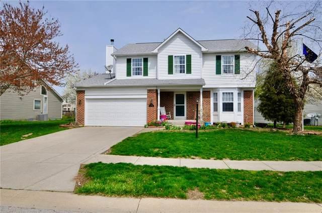 1124 Clark Drive, Greenwood, IN 46143 (MLS #21771013) :: Heard Real Estate Team   eXp Realty, LLC