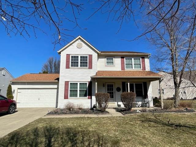 10223 Carmine Drive, Noblesville, IN 46060 (MLS #21771023) :: Mike Price Realty Team - RE/MAX Centerstone