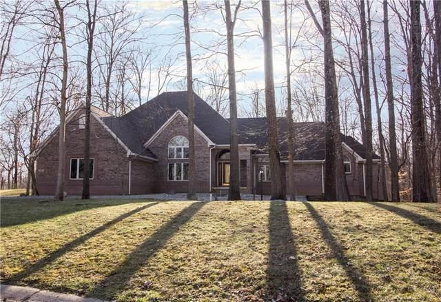 2851 Wolverine Way, Zionsville, IN 46077 (MLS #21771027) :: Keller & Corbett Real Estate