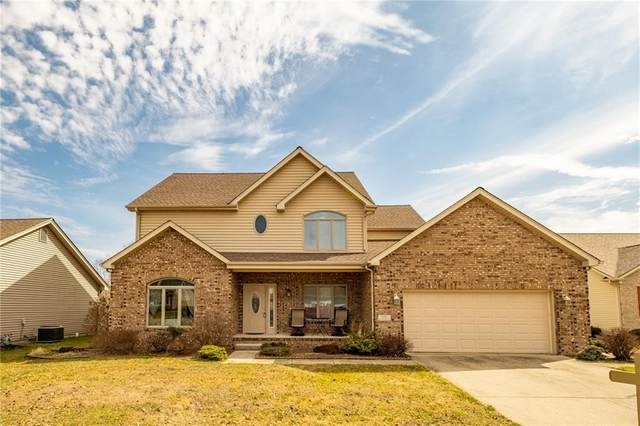 2921 Wandering Way, Columbus, IN 47201 (MLS #21771030) :: Mike Price Realty Team - RE/MAX Centerstone