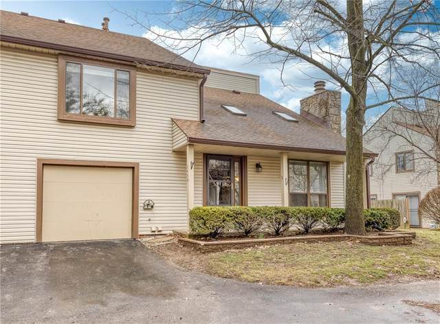 2446 Hideaway South Drive, Indianapolis, IN 46268 (MLS #21771032) :: Heard Real Estate Team | eXp Realty, LLC
