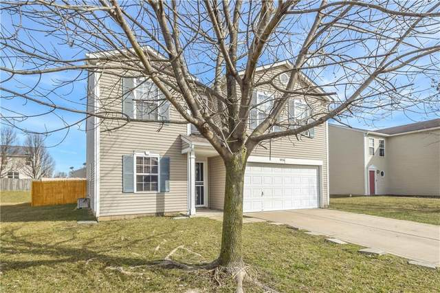8936 Cardinal Flower Lane, Indianapolis, IN 46231 (MLS #21771040) :: Mike Price Realty Team - RE/MAX Centerstone