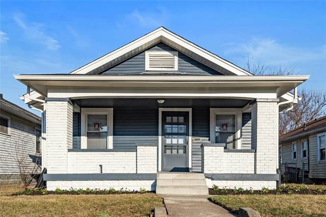 841 N Chester Avenue, Indianapolis, IN 46201 (MLS #21771041) :: RE/MAX Legacy