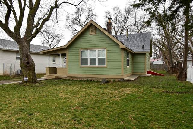 2920 Hillside Avenue, Indianapolis, IN 46218 (MLS #21771042) :: RE/MAX Legacy