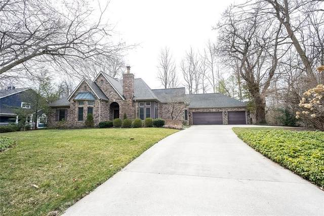 5405 W Autumn Springs Court, Muncie, IN 47304 (MLS #21771054) :: Mike Price Realty Team - RE/MAX Centerstone