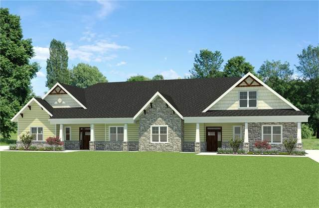 314 Blue River Drive, Knightstown, IN 46148 (MLS #21771055) :: The ORR Home Selling Team