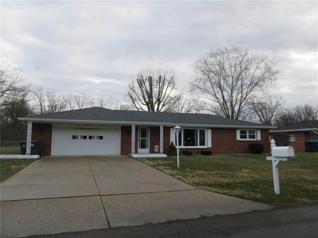 4930 Saddle Lane, Anderson, IN 46013 (MLS #21771057) :: The Indy Property Source