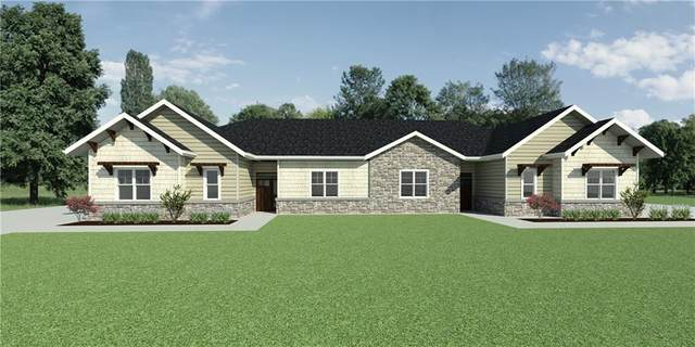 317 Blue River Drive, Knightstown, IN 46148 (MLS #21771064) :: Mike Price Realty Team - RE/MAX Centerstone