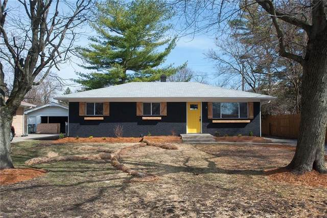 1615 N Bolton Avenue, Indianapolis, IN 46218 (MLS #21771086) :: The Indy Property Source