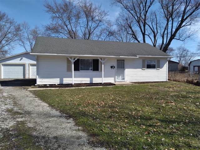 110 Hall Court, Greenwood, IN 46143 (MLS #21771122) :: Ferris Property Group