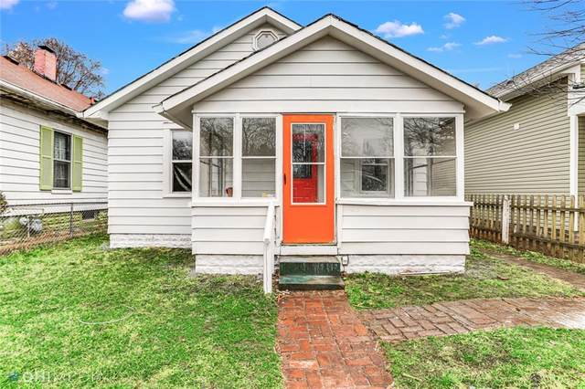 925 N Somerset Avenue, Indianapolis, IN 46222 (MLS #21771126) :: RE/MAX Legacy