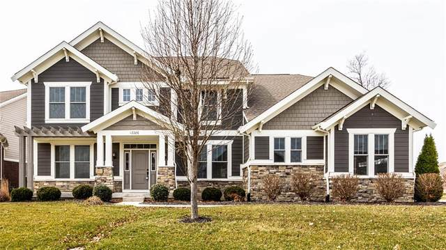 12286 Whispering Breeze Drive, Fishers, IN 46037 (MLS #21771134) :: Mike Price Realty Team - RE/MAX Centerstone