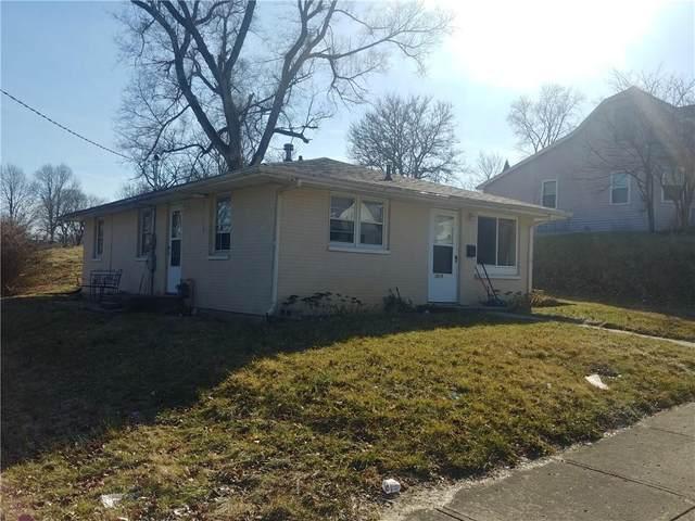 1515 W 20TH Street, Anderson, IN 46016 (MLS #21771145) :: Heard Real Estate Team | eXp Realty, LLC