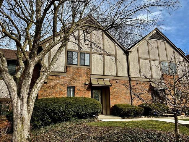 2237 Rome Drive, Indianapolis, IN 46228 (MLS #21771174) :: The Indy Property Source