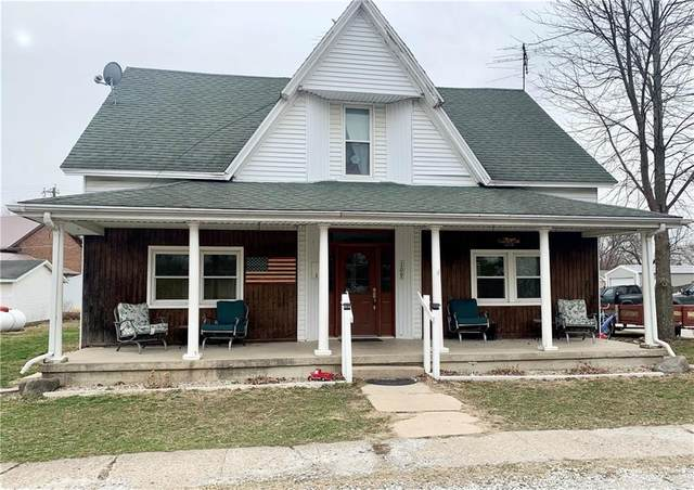 109 N Main Street, New Ross, IN 47968 (MLS #21771180) :: Mike Price Realty Team - RE/MAX Centerstone