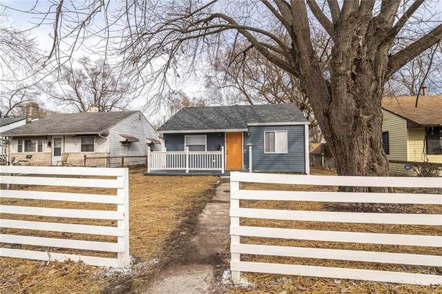 3531 Hillside Avenue, Indianapolis, IN 46218 (MLS #21771203) :: The Evelo Team