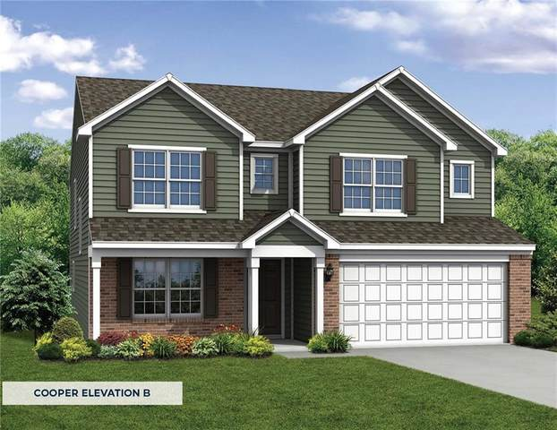 950 Constellation Way, Franklin, IN 46131 (MLS #21771204) :: Mike Price Realty Team - RE/MAX Centerstone