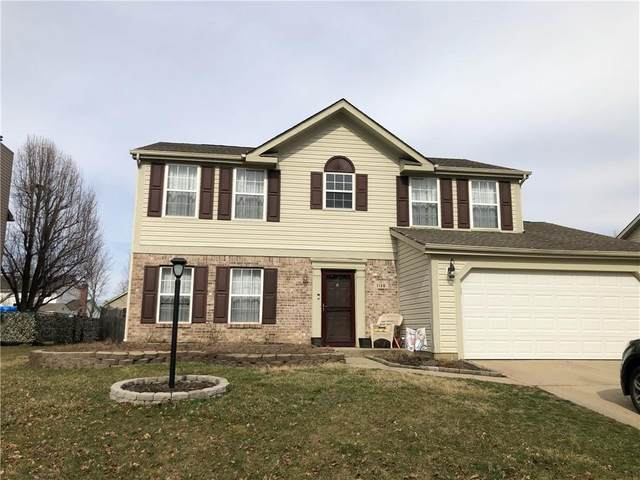1128 Barrington Drive, Greenwood, IN 46143 (MLS #21771214) :: Heard Real Estate Team   eXp Realty, LLC