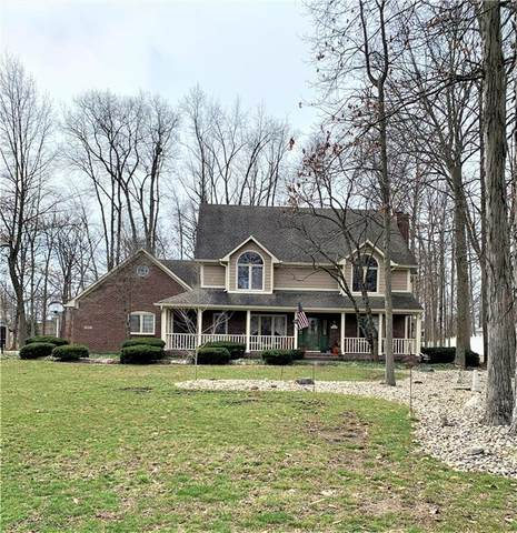2905 W Redbud Circle, Greenfield, IN 46140 (MLS #21771216) :: The Evelo Team