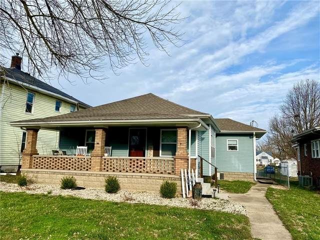 803 S Walnut Street, Seymour, IN 47274 (MLS #21771234) :: Mike Price Realty Team - RE/MAX Centerstone