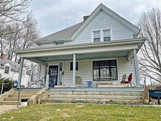 1030 N Harrison Street, Rushville, IN 46173 (MLS #21771256) :: Mike Price Realty Team - RE/MAX Centerstone