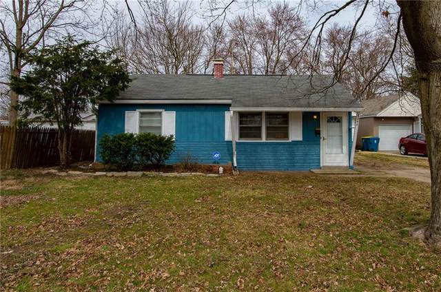 8044 E 48TH Street, Indianapolis, IN 46226 (MLS #21771258) :: RE/MAX Legacy