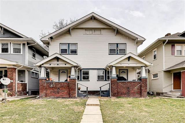 4229 N College Avenue, Indianapolis, IN 46205 (MLS #21771259) :: Anthony Robinson & AMR Real Estate Group LLC