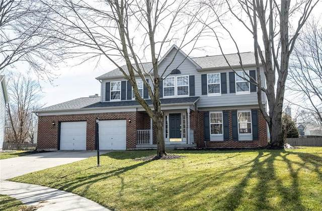 8260 Glengarry Court, Indianapolis, IN 46236 (MLS #21771305) :: Mike Price Realty Team - RE/MAX Centerstone