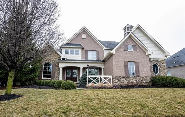 10347 Strongbow Road, Fishers, IN 46040 (MLS #21771308) :: Heard Real Estate Team | eXp Realty, LLC