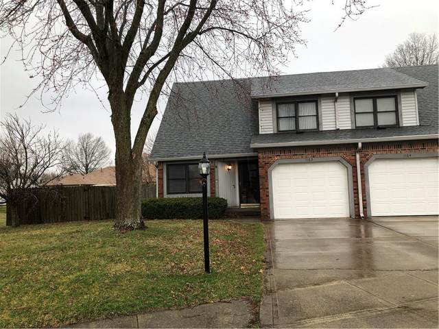 1162 Anthony Court, Greenwood, IN 46143 (MLS #21771312) :: The Evelo Team