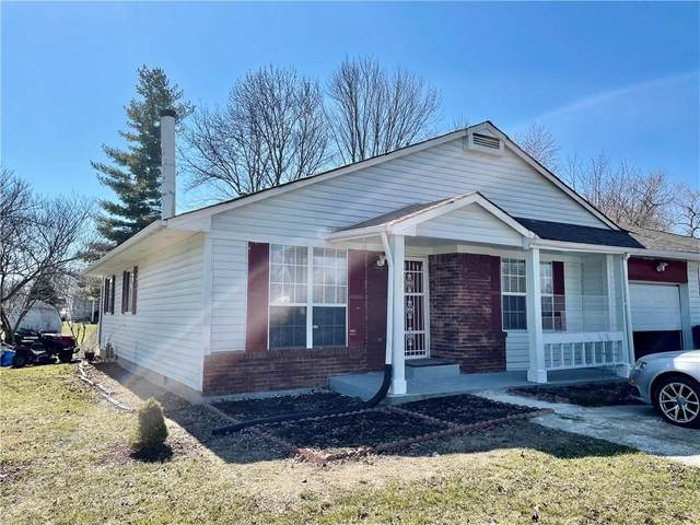 3743 E Stop 11 Road, Indianapolis, IN 46227 (MLS #21771314) :: The Indy Property Source